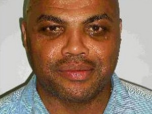 Mug Shot: Charles Barkley