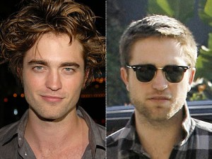 Pattinson Gets Crew Cut