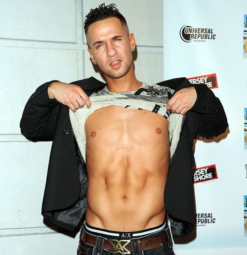 The situation nude mike
